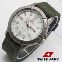Jam Tangan Swiss Army 029 Kanvas