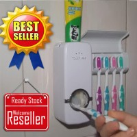 Tempat Pasta Gigi | Dispenser Odol | Tempat Sikat Gigi