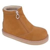 Sepatu Anak Simple Tan- Sepatu Cowok