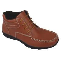 Sepatu Kets Anak Tan- Sepatu Cowok