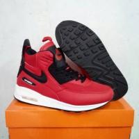 harga Sepatu Basket Nike Airmax 90 boots Cowo Replika Import Red Tokopedia.com