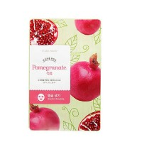 Etude House I Need You Mask Sheet - Pomegranate - Smooth & Energizing