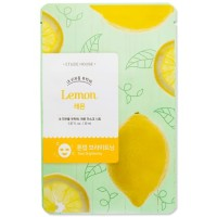 Etude House I Need You Mask Sheet - Lemon - Tone Brightening