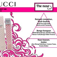 Gucci - Envy Me Woman / The Nose Perfume / Parfum Wanita