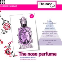 Anna Sui - Forbidden Affair / The Nose Perfume / Parfum Wanita