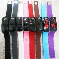 Jam Tangan Gelang LCD LED Sporty