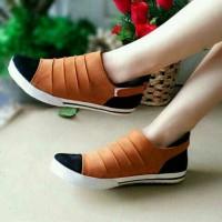 Jual Sepatu Sandal Wanita SNEAKER SDS87 | Sepatu Wanita | Sepatu Murah Murah