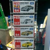 Acrylic Display Case / Rak Tomica Hotwheels Diecast 5 Tingkat