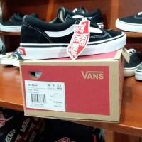 Vans Old Skool Black White DT BNIB Original