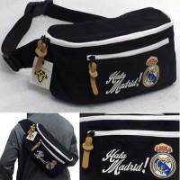 Jual Waist Bag Real Madrid Murah