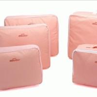 harga 5 in 1 bags in bag travelling ( dpt 5 bag ) travel organizer tas set Tokopedia.com
