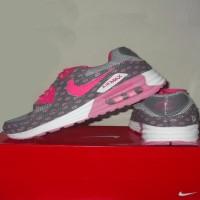 Sepatu Nike Air Max One Abu Pink