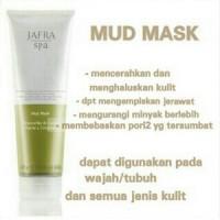 Jafra Mudmask / Mud Mask / Masker Lumpur Hijau Ijo