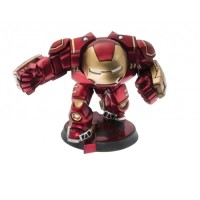 """TOYS DRAGON MODELS 6"""" HULK BUSTER AGE OF ULTRON BOBBLEHEAD TOY FIGURE"""