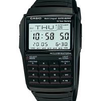 harga Jam Tangan Casio Original 100%  DBC-32-1A Rubber Karet kalkulator Tokopedia.com