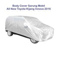 Body Cover Sarung Mobil All New Kijang Innova 2016