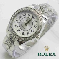 ROLEX R027 SILVER