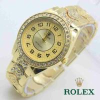 ROLEX R027 FULL GOLD
