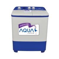 Aqua (D / H Sanyo) QW 771XT, Free Kirim Jabodetabek, Mesin Cuci 2tub, 7