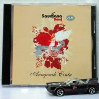 CD Saudjana Band - Anugerah Cinta