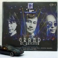 CD Kla Project - Grand Klakustik (Live JCC 26 Nov 2013)
