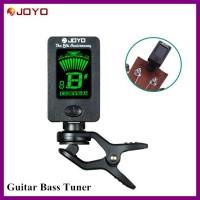 LCD Digital Tuner Gitar Bass Violin Ukulele Biola Akustik Elektrik