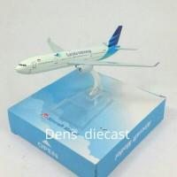 harga Miniatur pesawat garuda Air bus  330 Tokopedia.com