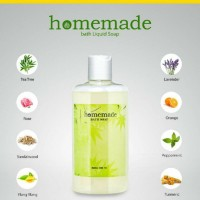 Jual Sabun Mandi Herbal Natural Homemade / Shower Gel / Sabun Cair Murah