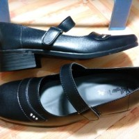 Sepatu Wanita / Sepatu Kerja Kantor / OSPEK / Sepatu Pantofel PLT-58
