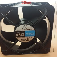 Fan Cooler Kipas ORIX AC 220V 20x20x6cm Made TAIWAN
