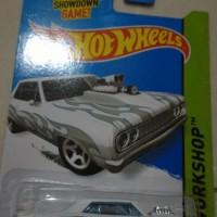 Hot Wheels Hotwheels 64 Chevy Chevelle SS White