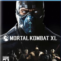 PS4 / PS 4 Mortal Kombat XL R2