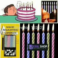 Magic Candles / Lilin Magic by esslshop