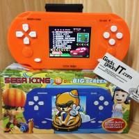 Game PSP Anak-anak P2P SEGA KING 16Bit (SK-888) Great Station Game