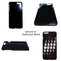 Hardcase iPhone 6 Plus Custom Case Motif Casing Cover - Black