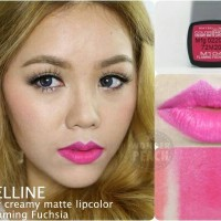 Maybelline Color Show Lip Color Matte Lipstick - Colorshow Lipstik