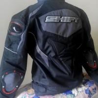 Jaket Protektor Motor Touring SHIFT, Tebal, Kuat, Elegant