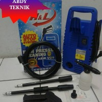 Alat steam cuci motor & mobil Jet Cleaner ABW VGS 70