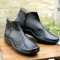 Sepatu Timberland Boots Kulit