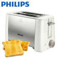 PHILIPS 2 SLOT TOASTER HD 4825 METAL COMPACT 880W