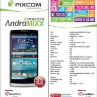 Pixcom AndroMIXX murah KMC100 (CDMA Smartfren & GSM)