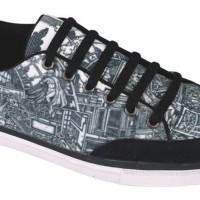 Sepatu Kets | Sepatu Kanvas | Sneakers Catenzo 119