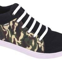 Sepatu Kets Army | Sneakers | Sepatu Kanvas CTNZ 122