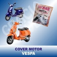Jual Cover/Selimut/Penutup Body Motor Luxury & Stylish Vespa Murah