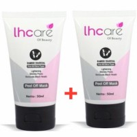 LHCARE Best Skincare Herbal Halal Krim Wajah Pell Off Mask