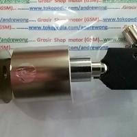 Kunci Gembok Motor Cakram Disk Lock Bulat