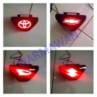 Stoplamp / Brake Lamp F1 Logo Mobil