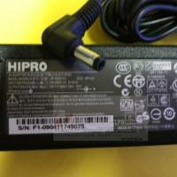 Adaptor / Charger Original Hipro 19v 1.58a Small Plug Axioo Pico PJM