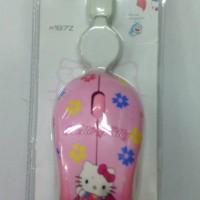 Mouse Usb Tarik Hello Ketty