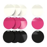 IKEA SPONTAN Magnet Baja diameter 6 cm set isi 4, aneka pilihan warna